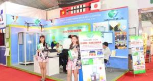 Suzuka Pain tham dự hội chợ triễn lãm quốc tế ngành xây xựng Việt Build 2018 tại TP. HCM và chuẩn bị khai trương Showroom Khu vực phía nam
