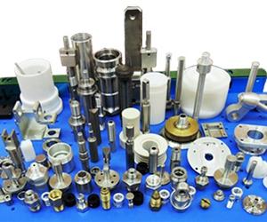Cơ khí chính xác cho nhựa cắt và kim loại